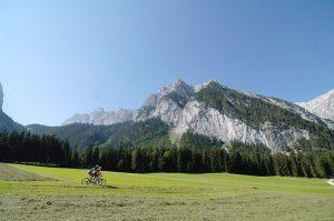 Biken in Leutasch